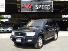 2000 Toyota Land Cruiser 100 Cygnus 4.7 AT Wagon