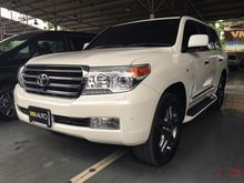 2009 Toyota Land Cruiser 200 VX 4.7 AT SUV