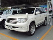 2008 Toyota Land Cruiser 200 VX 4.7 AT SUV
