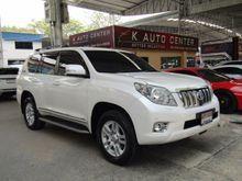 2012 Toyota Landcruiser Prado 150 60th Anniversary 3.0 AT Wagon