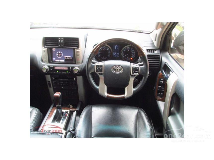 2010 Toyota Landcruiser Prado D4D Wagon