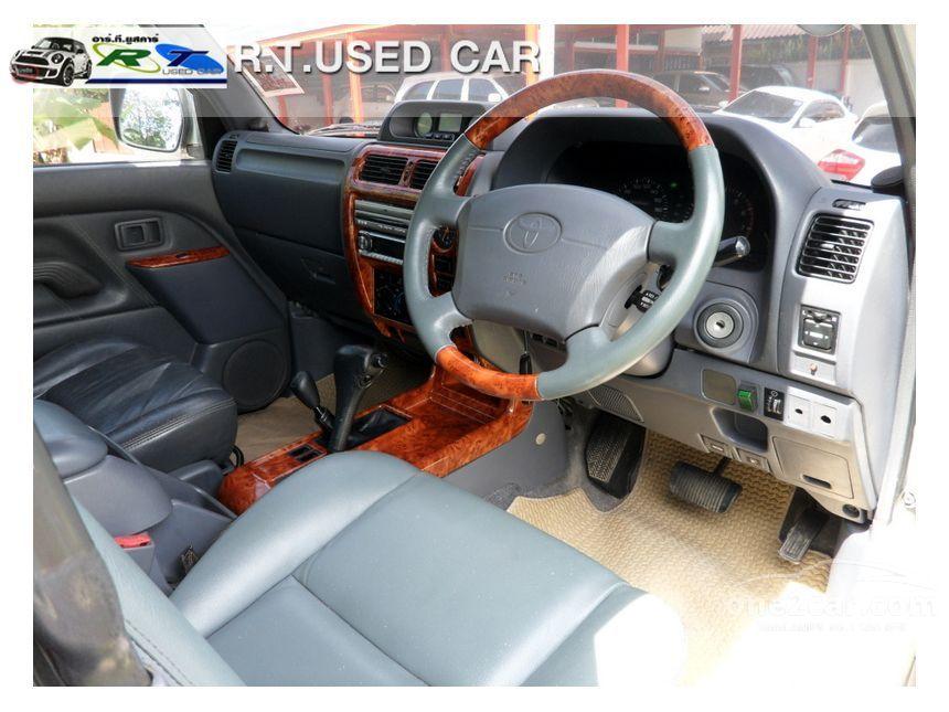 1997 Toyota Landcruiser Prado SUV