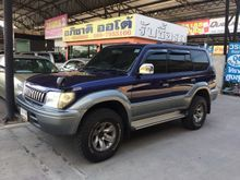 1997 Toyota Landcruiser Prado 90 3.4 AT SUV