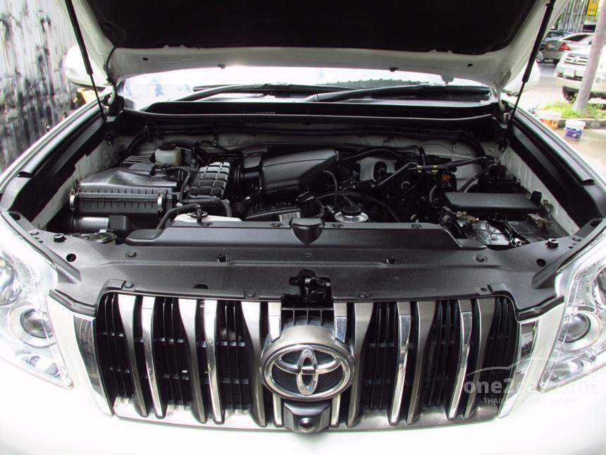 2010 Toyota Landcruiser Prado TX Wagon