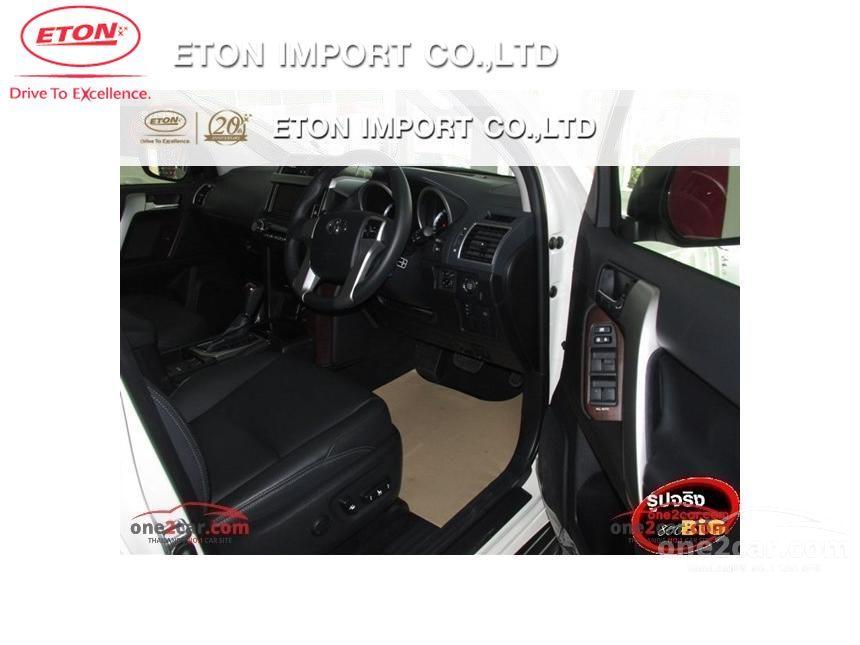 2016 Toyota Landcruiser Prado TX Wagon