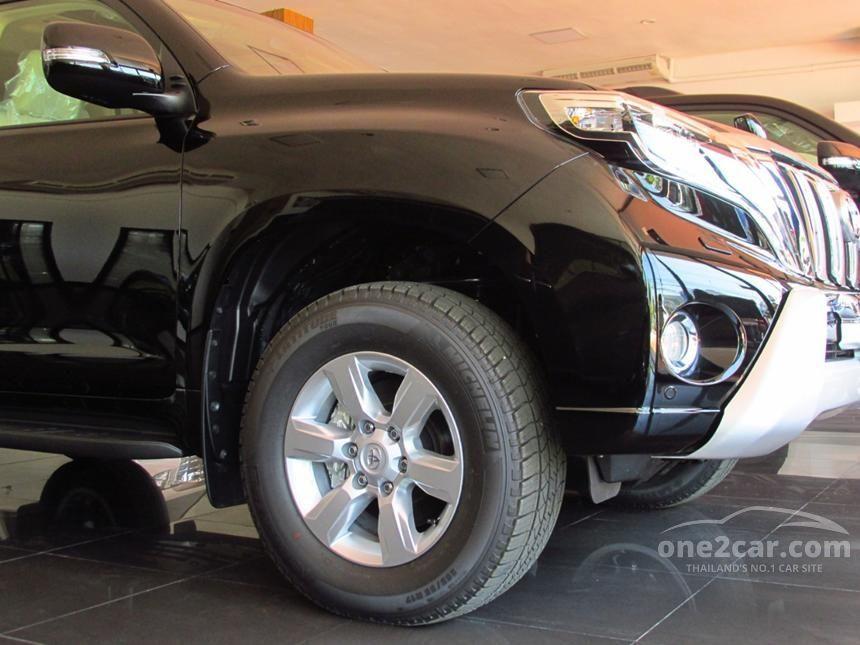 2015 Toyota Landcruiser Prado TX Wagon