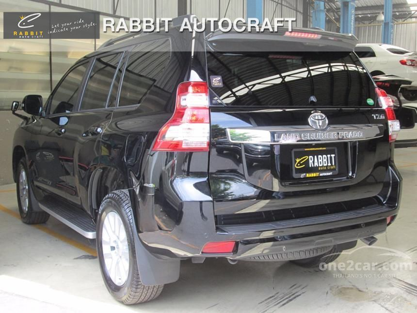 2016 Toyota Landcruiser Prado TZ-G Wagon