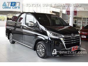 2019 Toyota Majesty 2.8 (ปี 19-30) Grande Van