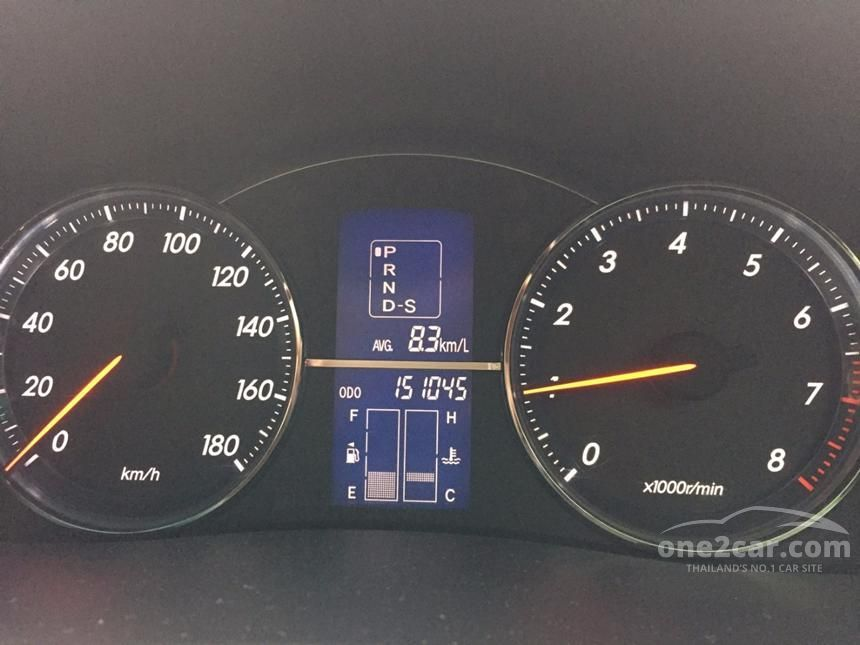 2006 Toyota Mark X 250G Sedan