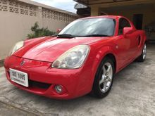 2004 Toyota MR-S (ปี 00-07) S 1.8 AT Convertible