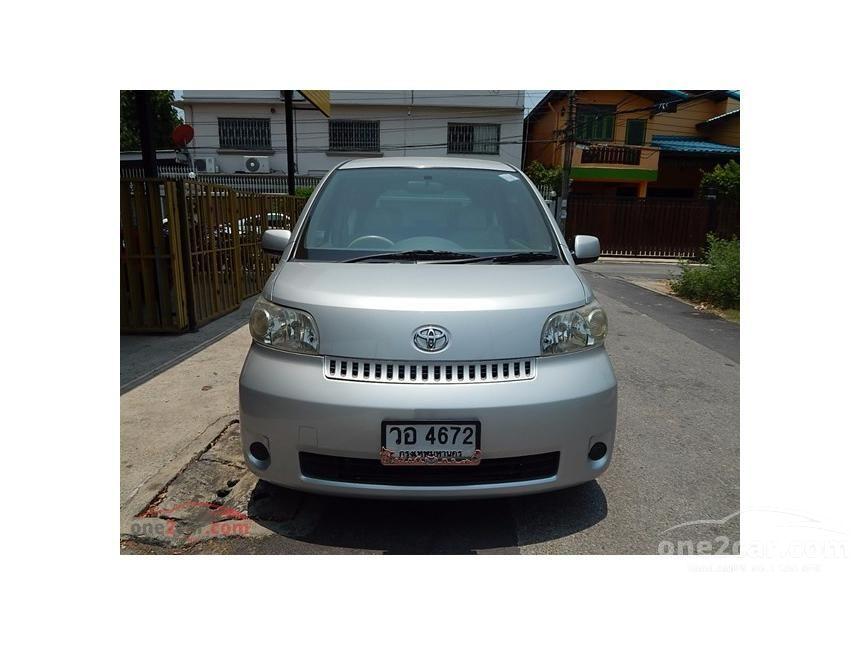 2011 Toyota Porte VVT-i Wagon