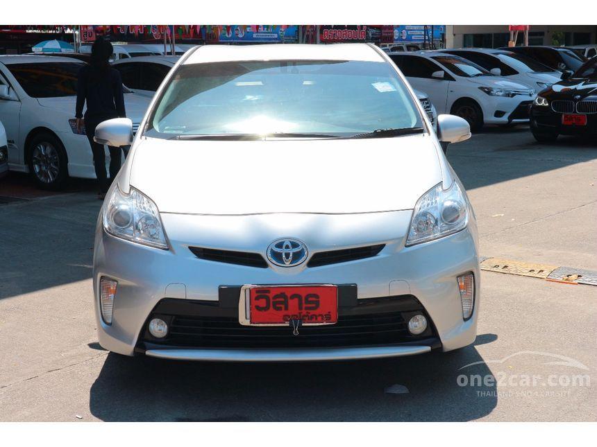2012 Toyota Prius Hybrid Hatchback