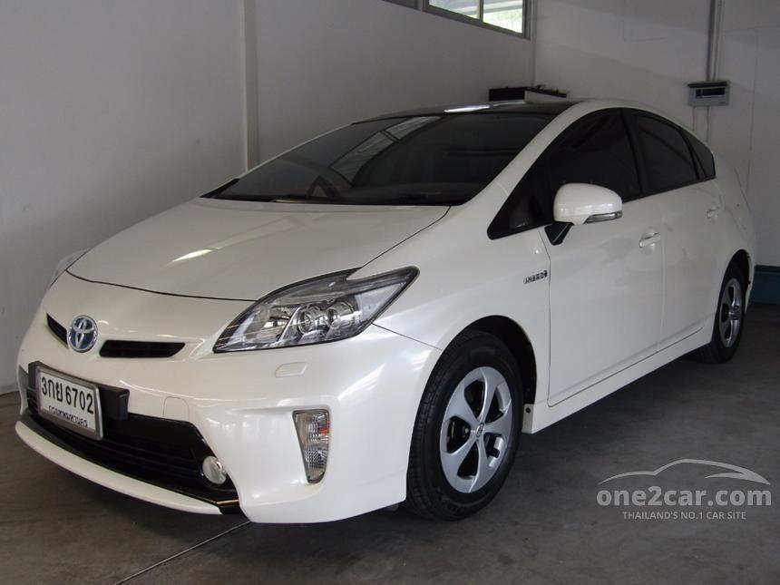 2013 Toyota Prius Hybrid Hatchback