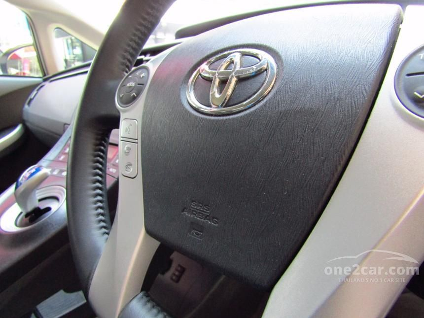 2011 Toyota Prius Hybrid Hatchback