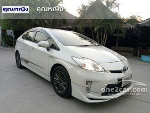 2012 Toyota Prius 1.8 (ปี 09-16) TRD Sportivo Hatchback AT
