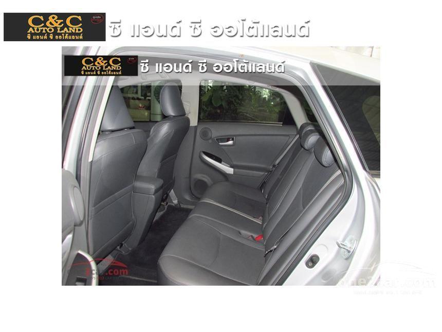 2012 Toyota Prius TRD Sportivo Hatchback