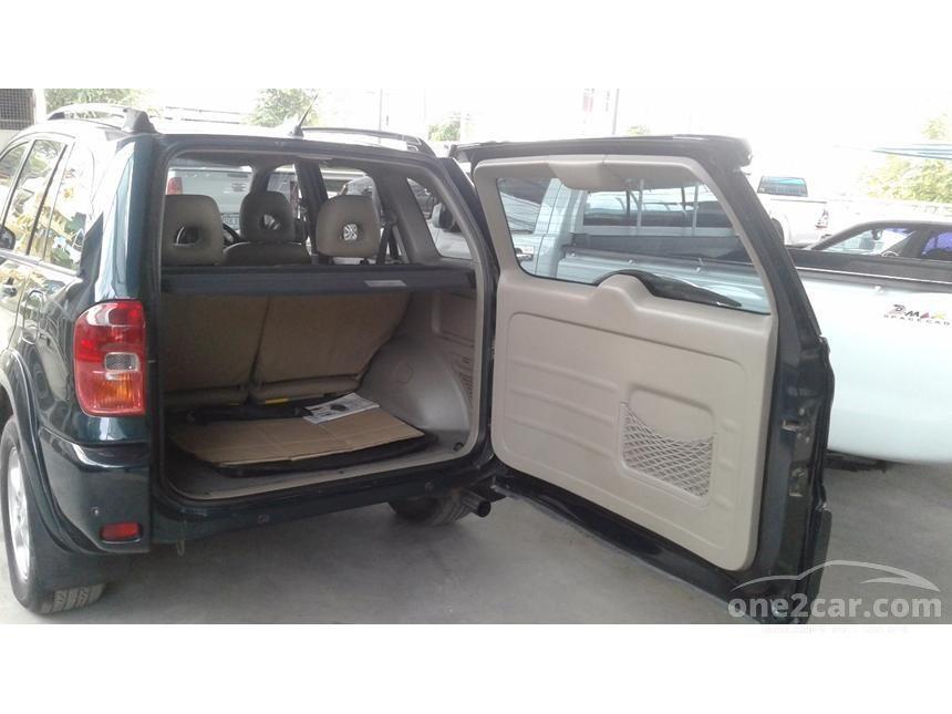2002 Toyota Rav4 SUV