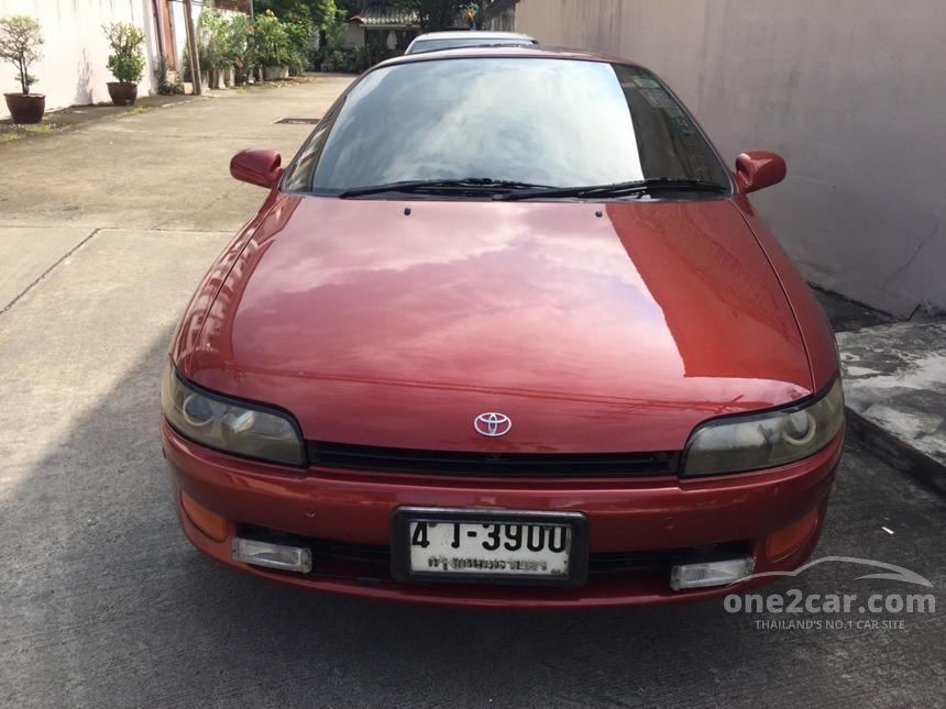 1992 Toyota Sera Sport Coupe