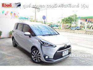 2017 Toyota Sienta 1.5 (ปี 16-20) V Wagon AT