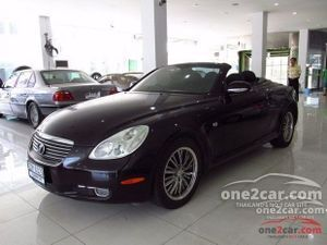 2004 Toyota Soarer (ปี 01-05) 4.3 AT Convertible