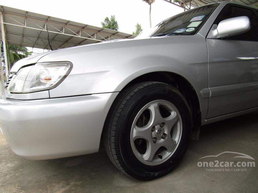 2002 Toyota SOLUNA G Sedan