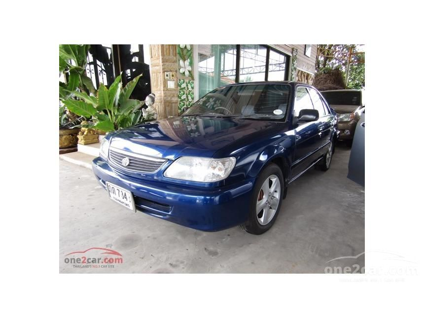 2000 Toyota Soluna SLi Sedan