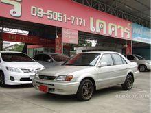 1999 Toyota Soluna AL50 โฉมแรก (ปี 97-00) SLi 1.5 AT Sedan