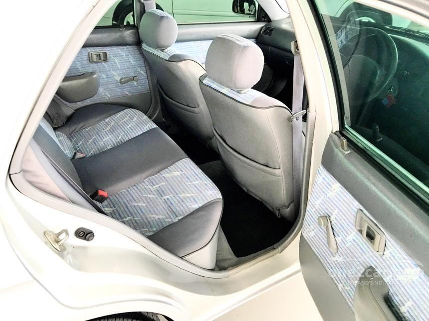 2002 Toyota Soluna SLi Sedan