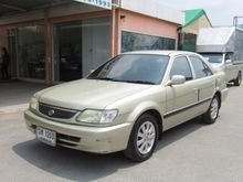 2001 Toyota Soluna AL50 ไฟท้ายหยดน้ำ (ปี 00-03) SLi 1.5 AT Sedan