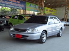 2003 Toyota Soluna AL50 ไฟท้ายหยดน้ำ (ปี 00-03) SLi 1.5 MT Sedan