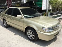 2002 Toyota Soluna AL50 ไฟท้ายหยดน้ำ (ปี 00-03) SLi 1.5 MT Sedan