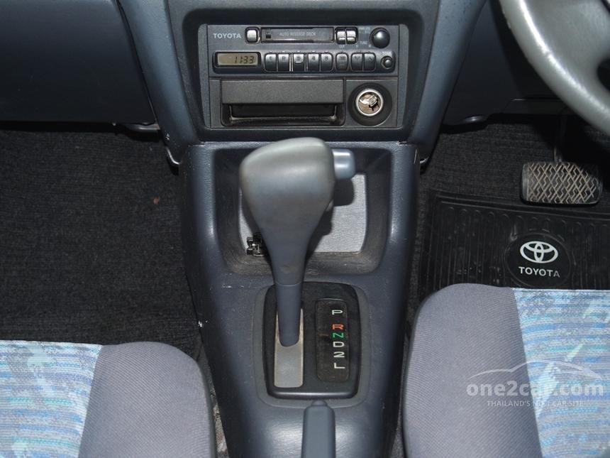 1999 Toyota Soluna XLi Sedan