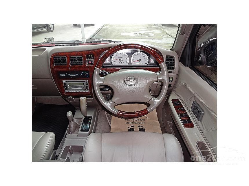 2003 Toyota Sport Rider G SUV