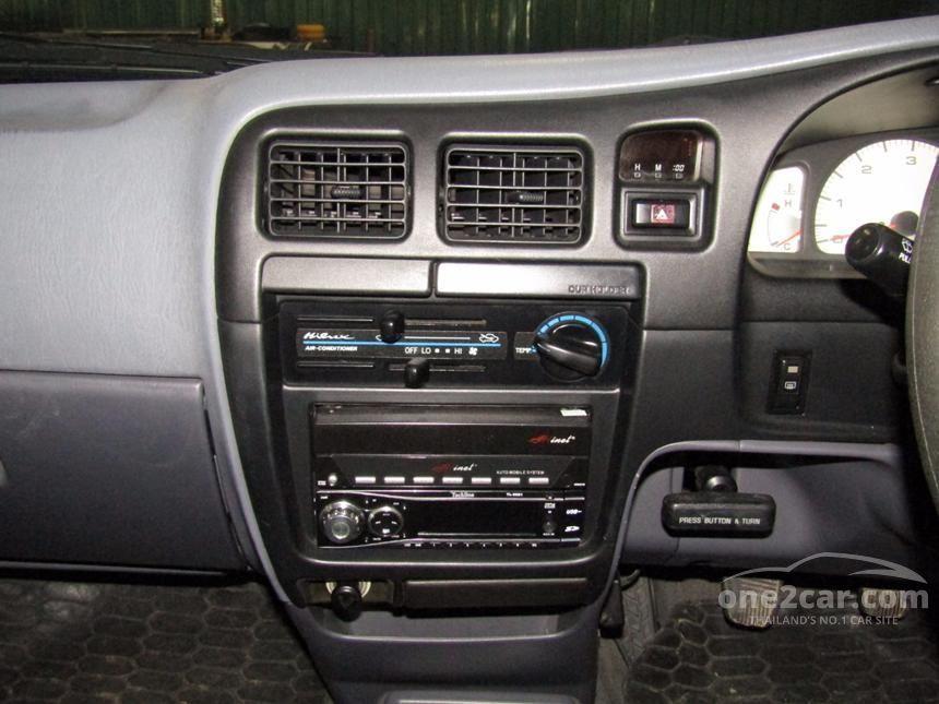 2002 Toyota Sport Rider Prerunner SUV