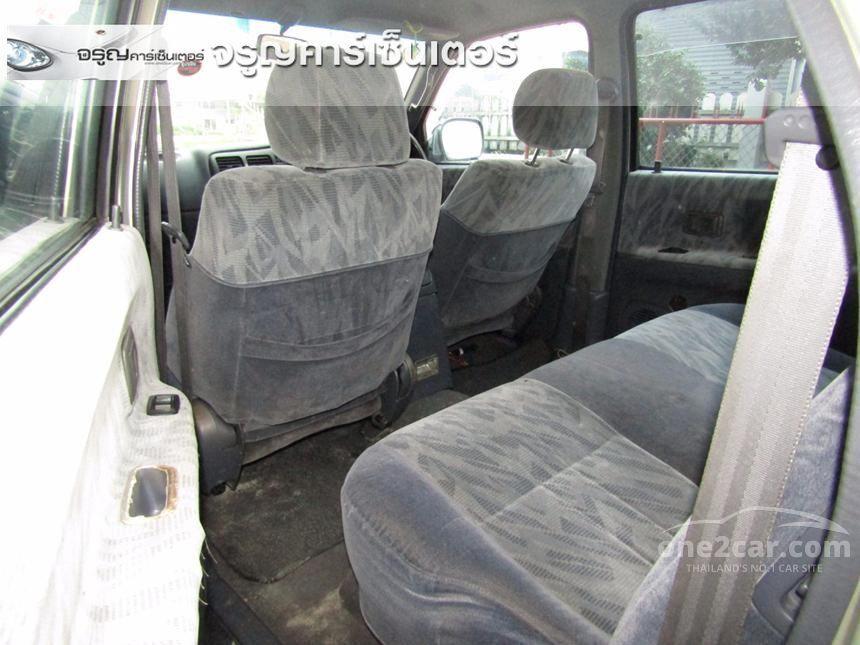 2000 Toyota Sport Rider SR5 SUV