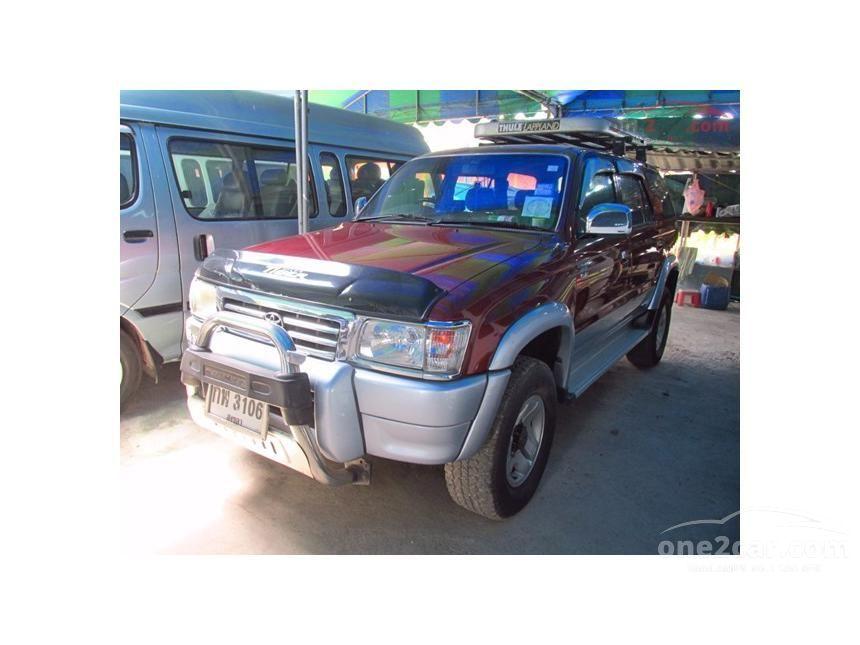 1999 Toyota Sport Rider SR5 SUV