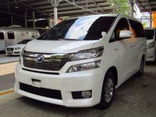 2013 Toyota Vellfire (ปี 08-14) Hybrid E-Four 2.4 AT Wagon