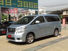 2012 Toyota Vellfire (ปี 08-14) Hybrid E-Four 2.4 AT Wagon