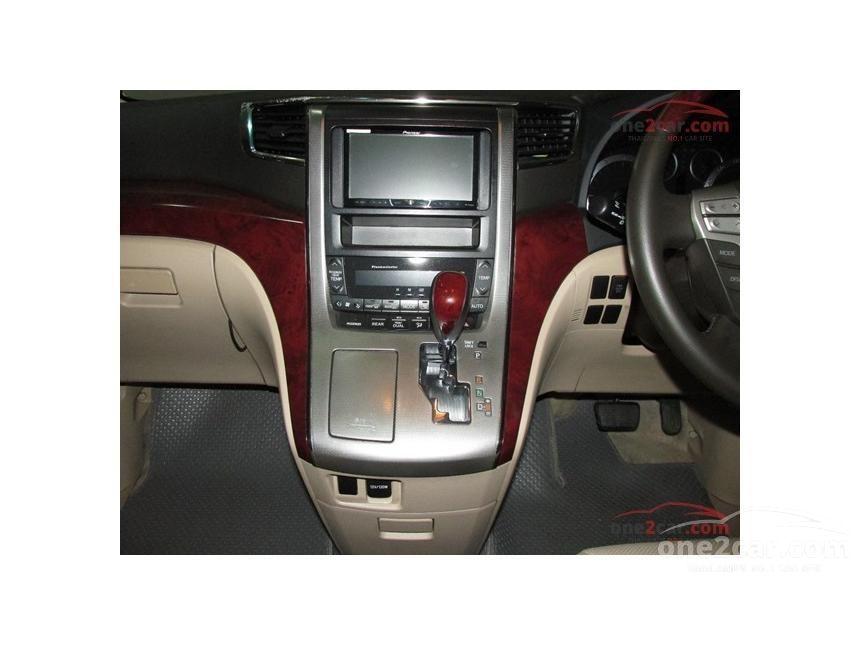 2011 Toyota VELLFIRE V Van