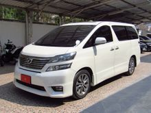 2012 Toyota Vellfire (ปี 08-14) V 2.4 AT Wagon