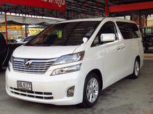 2009 Toyota Vellfire (ปี 08-14) V 2.4 AT Wagon