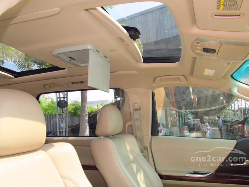 2009 Toyota Vellfire V Wagon