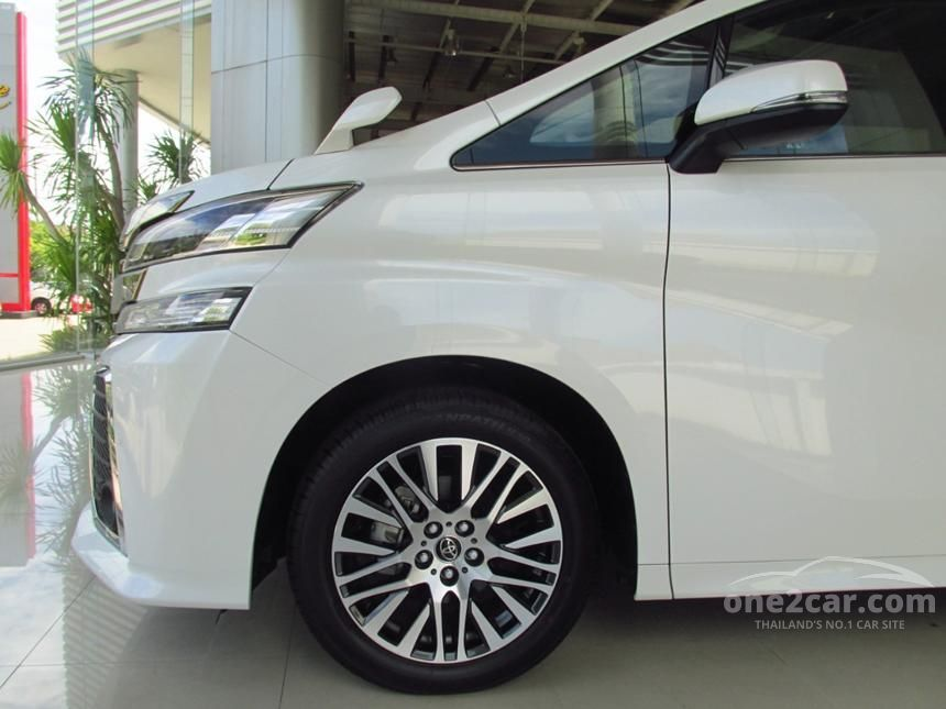 2016 Toyota Vellfire Z G EDITION Van