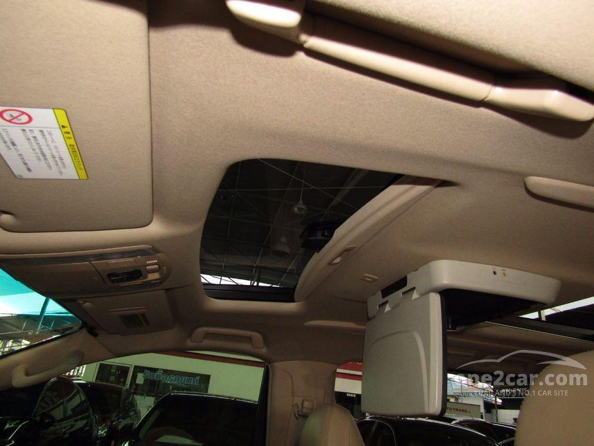 2013 Toyota Vellfire Z Wagon