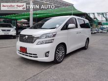 2009 Toyota Vellfire (ปี 08-14) Z 2.4 AT Wagon