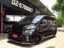 2014 Toyota Vellfire (ปี 08-14) Z 2.4 AT Wagon