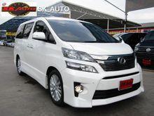 2014 Toyota Vellfire (ปี 08-14) Z 2.4 AT Wagon