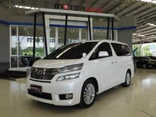 2013 Toyota Vellfire (ปี 08-14) Z 2.4 AT Wagon