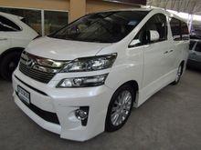 2013 Toyota Vellfire (ปี 08-14) Z 2.4 AT Wagon