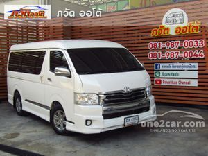 2017 Toyota Ventury 2.7 (ปี 05-16) G Van AT